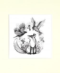Limited edition Foxcraft prints – available now!